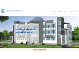 Website design for Mipsr
