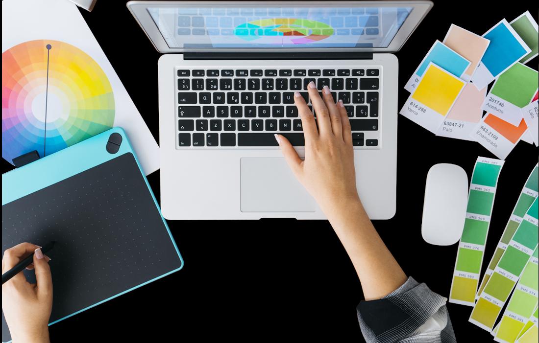 Graphic Design is must for website design & development
