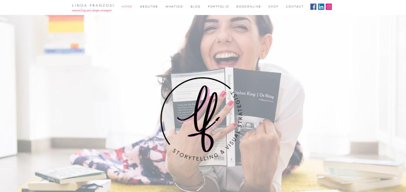Linda Franzosi Website